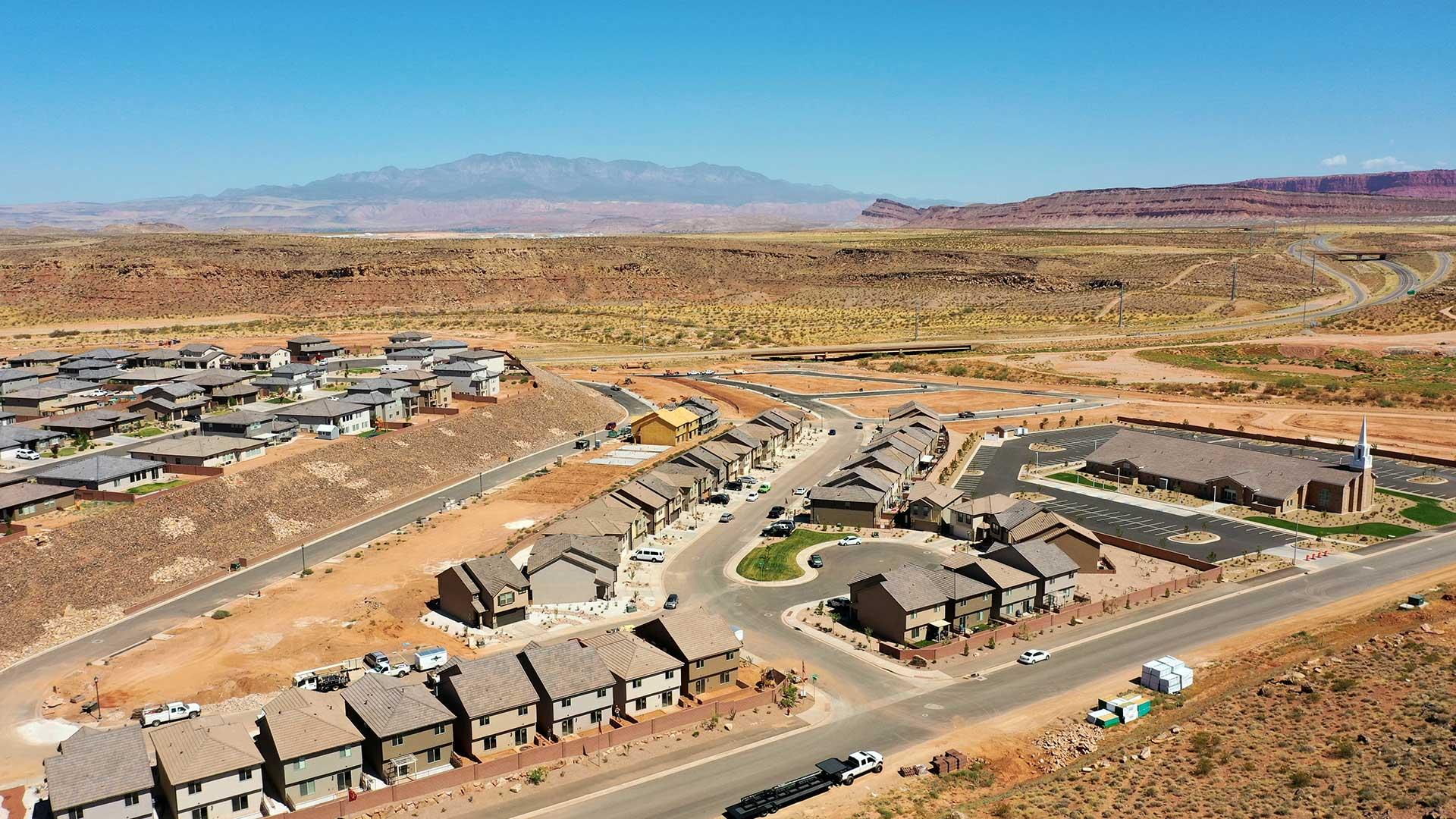 Desert Bluff St. George