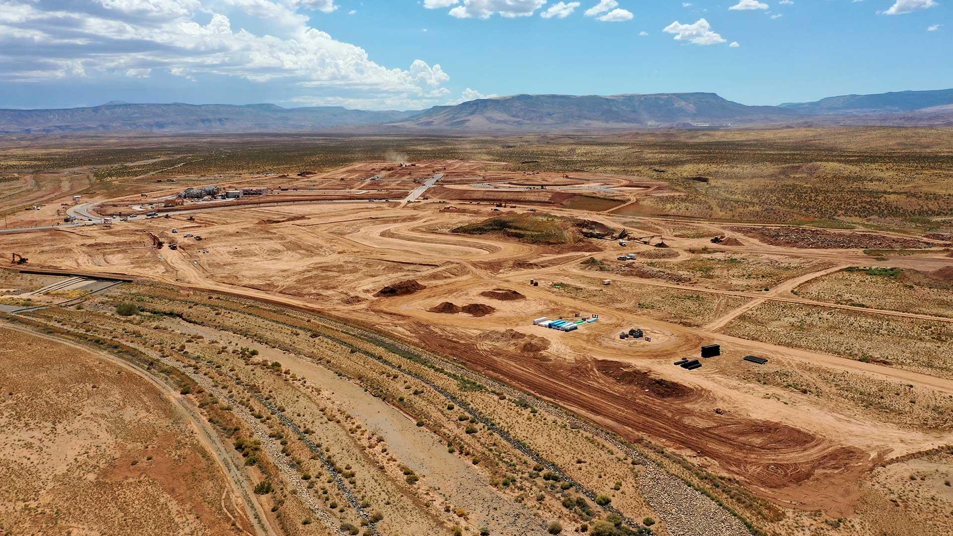 Desert Color St George Under Development