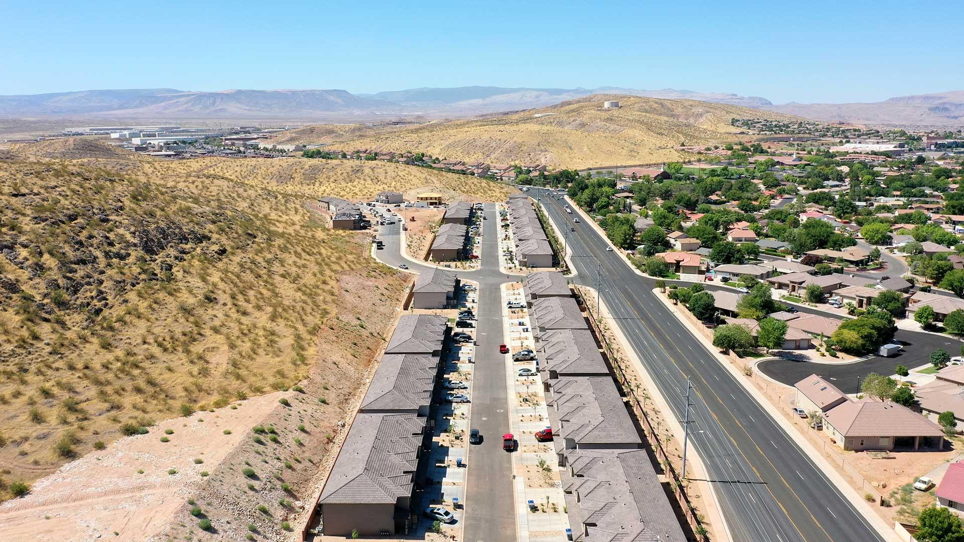 Townhomes St. George Utah