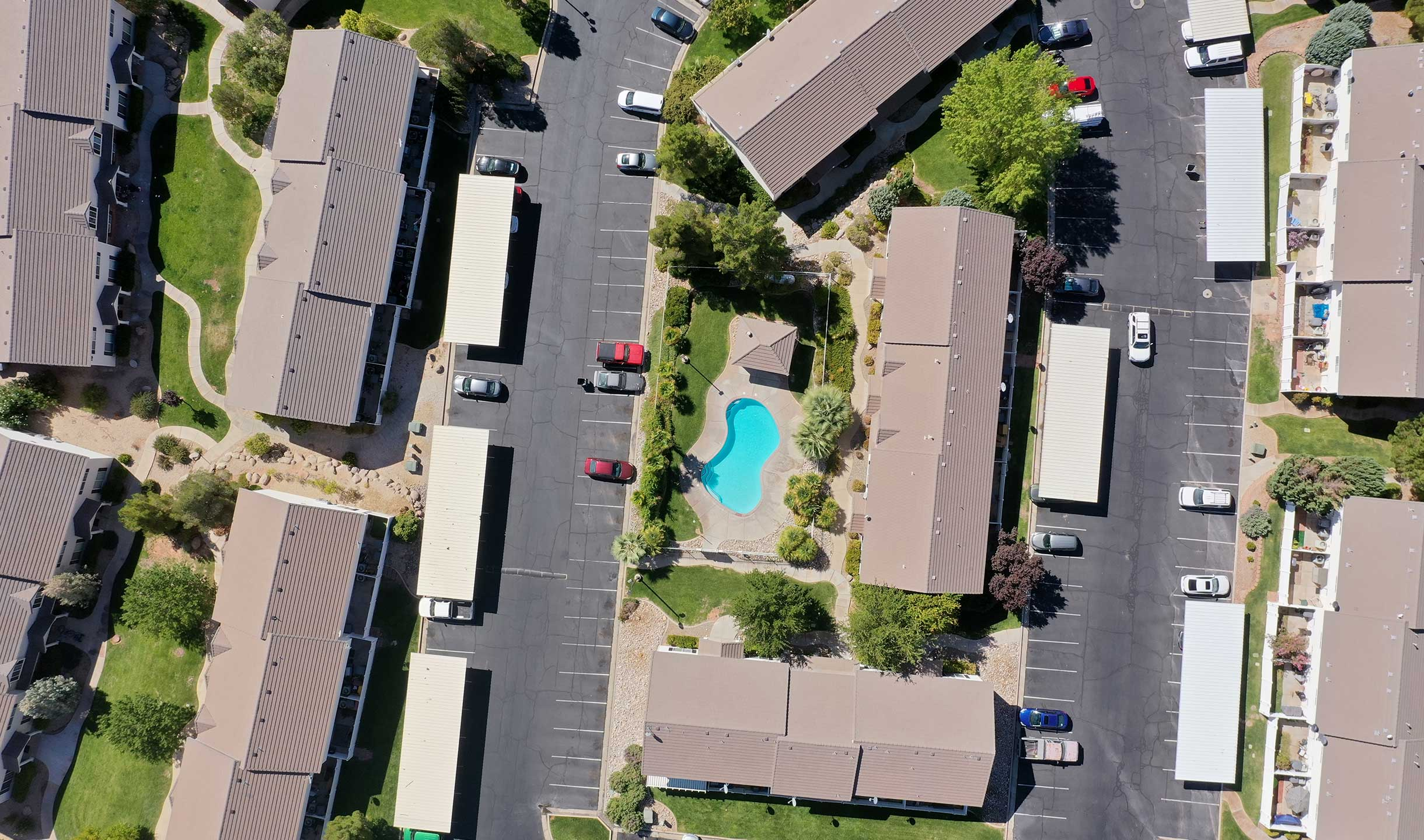 Lexington Hills Townhomes St George Utah