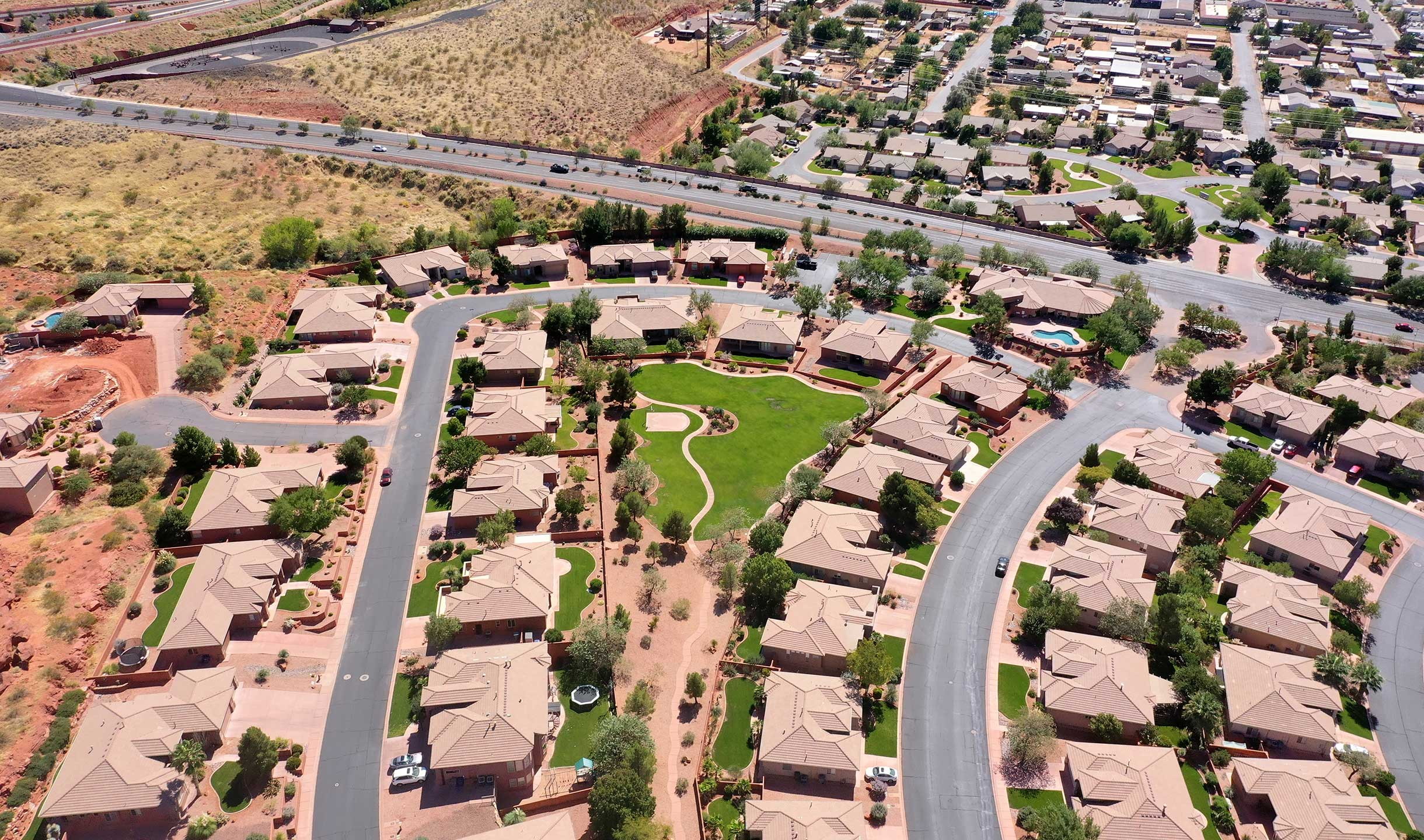 Paradise Canyon St George Homes For Sale