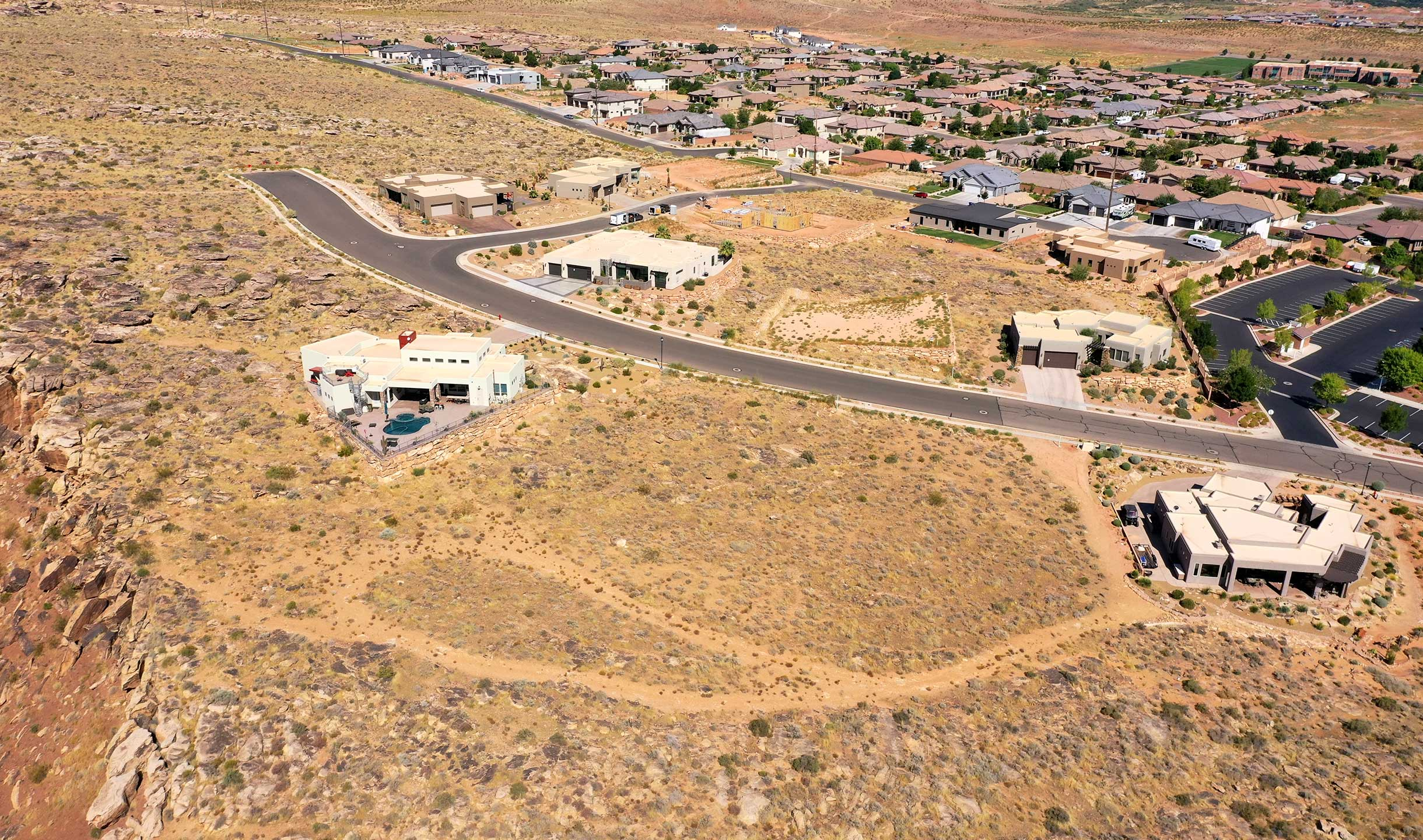 Tonaquint Heights Lots for Sale St. George Utah