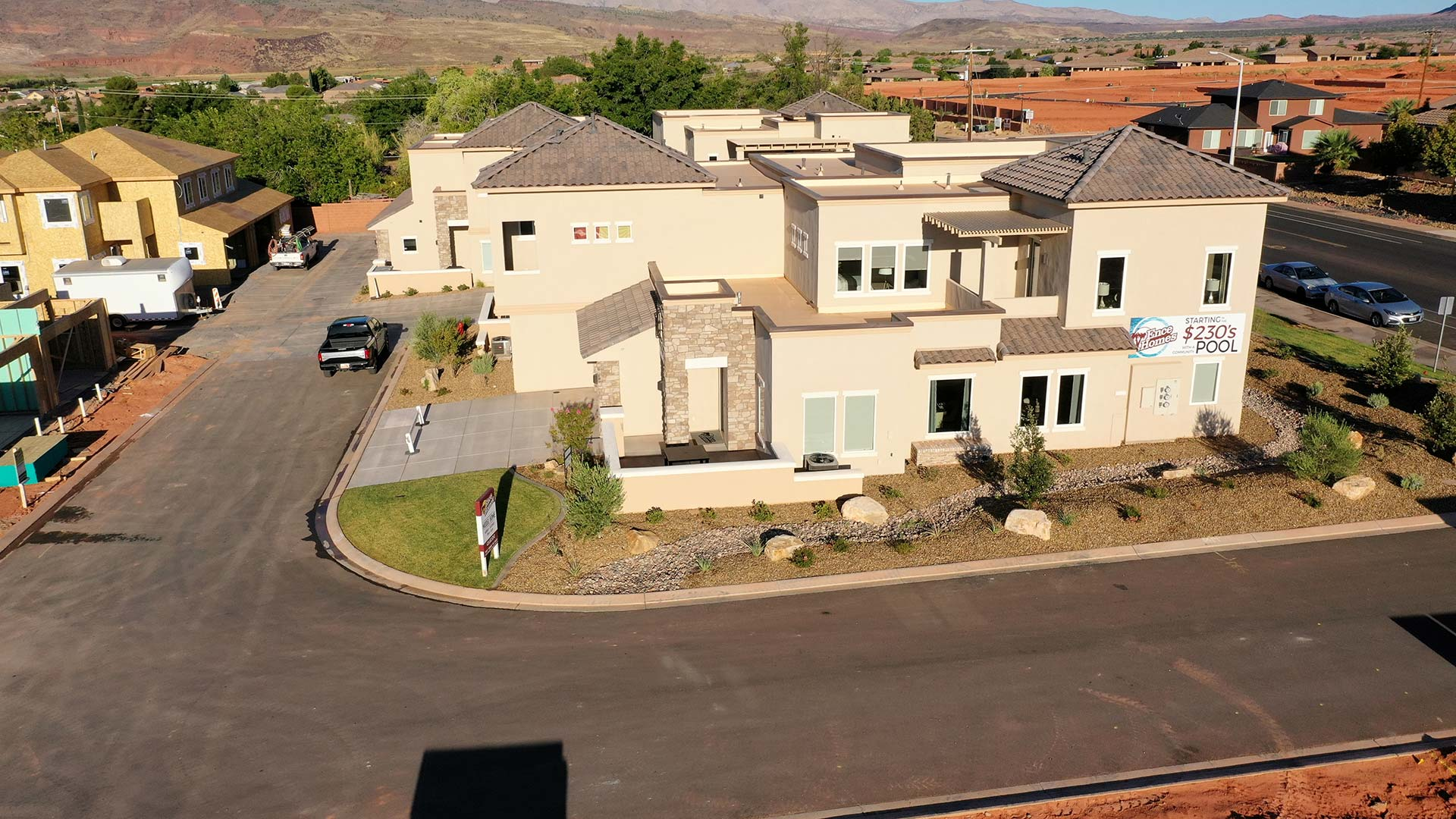 Affordable Townhomes For Sale Ivins Utah
