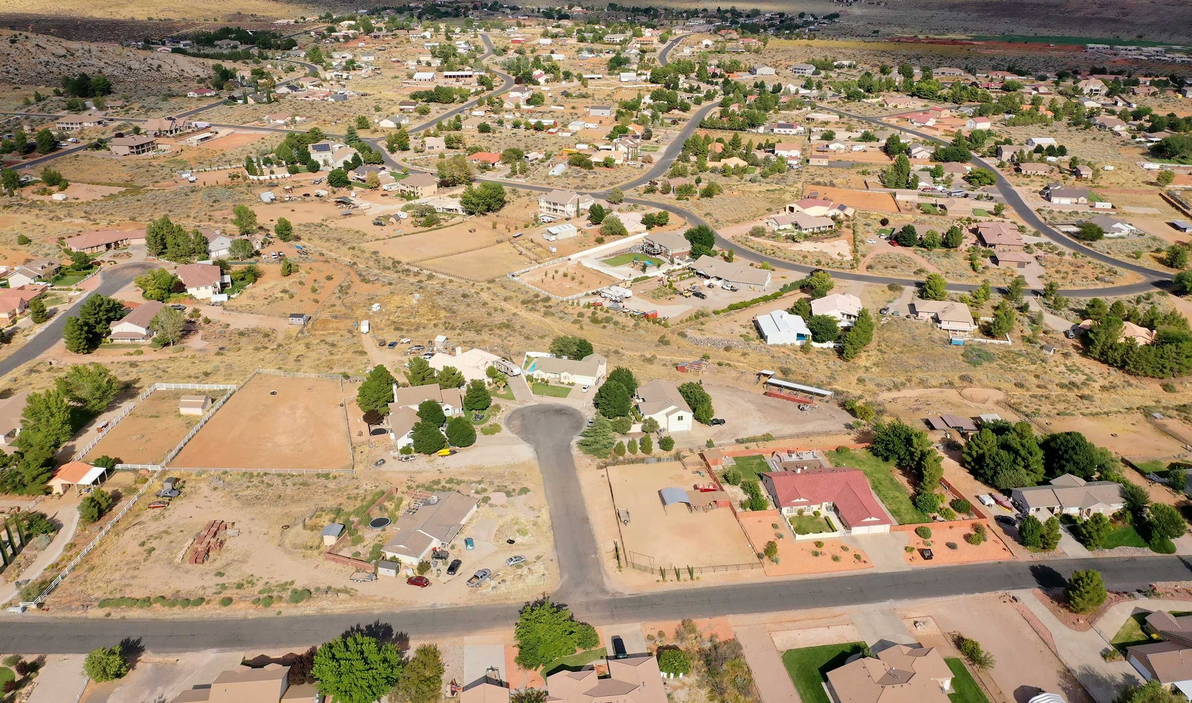 Winchester Hills St. George Homes For Sale